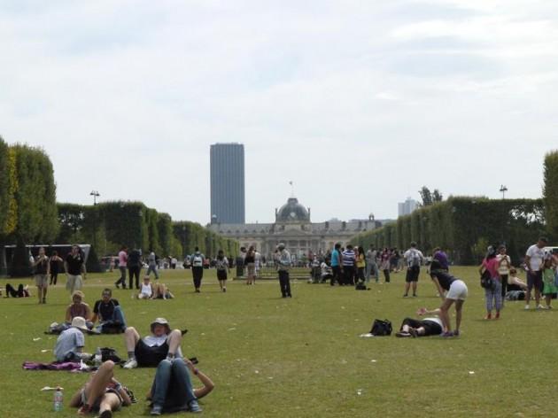 シャン・ド・マルス公園