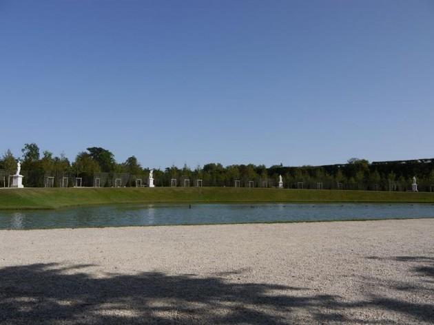 ヴェルサイユ宮殿の噴水