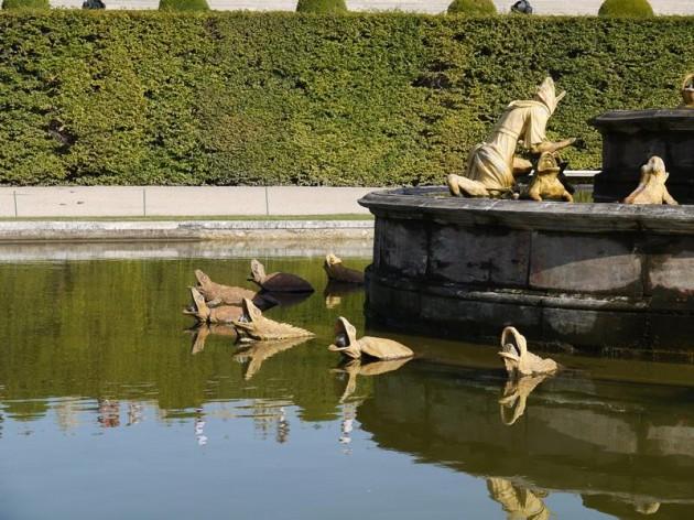 ラトーヌの泉
