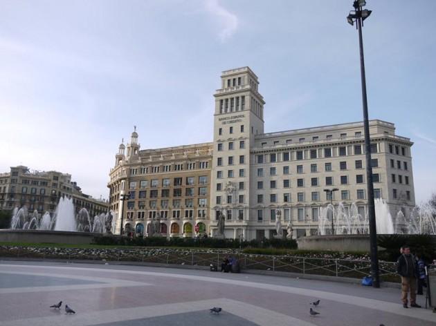 カタルーニャ広場