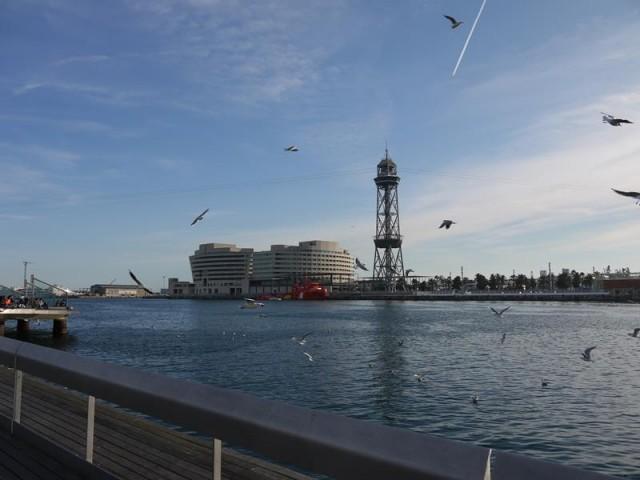 バルセロナ湾