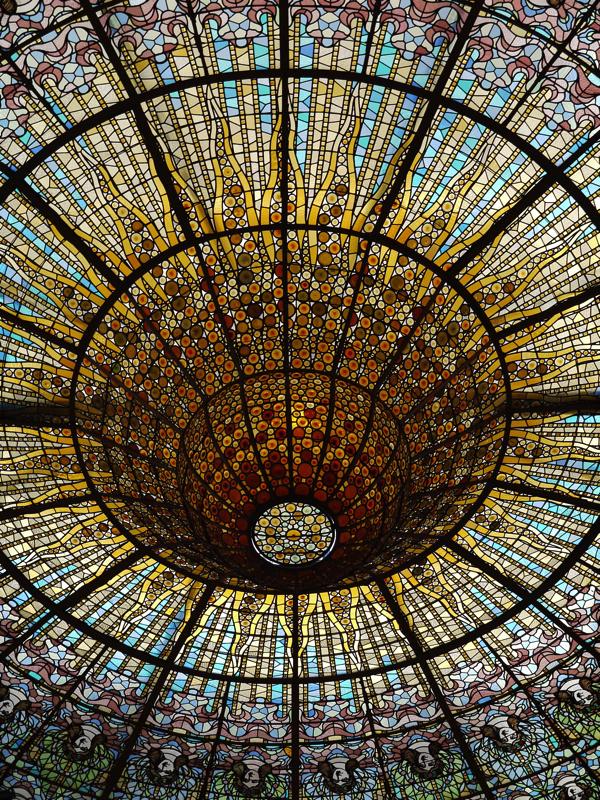 カタルーニャ音楽堂の画像 p1_38