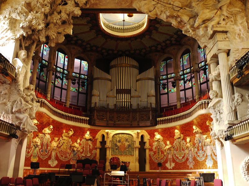 カタルーニャ音楽堂の画像 p1_27