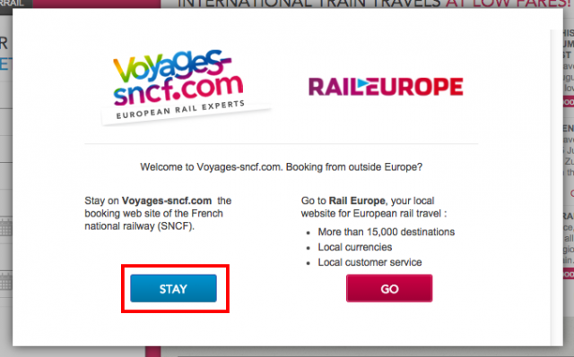 Train travel in France and Europe   Voyages sncf.com