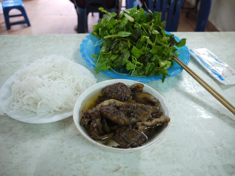 ベトナム風つけ麺