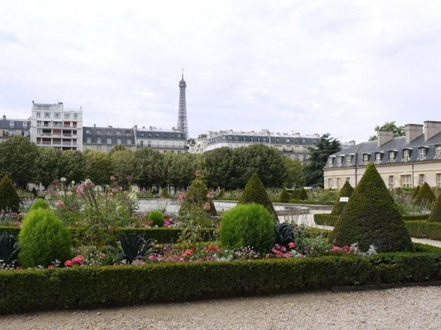 アンヴァリッドの庭園