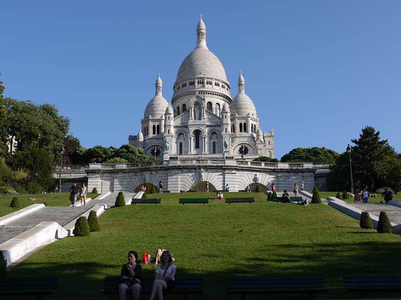 サクレ・クール寺院
