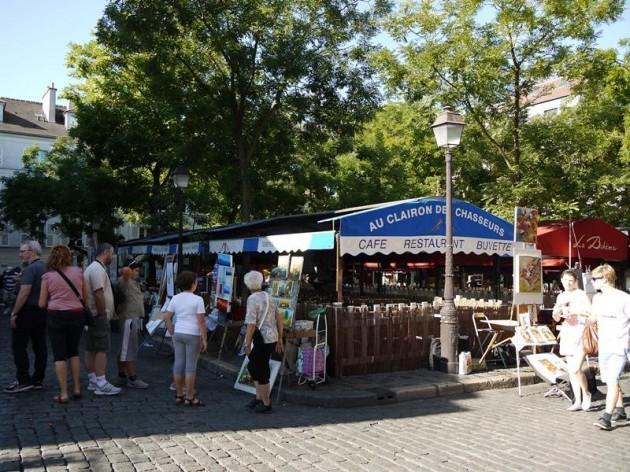 テルトル広場
