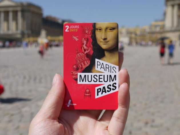 パリ・ミュージアム・パス