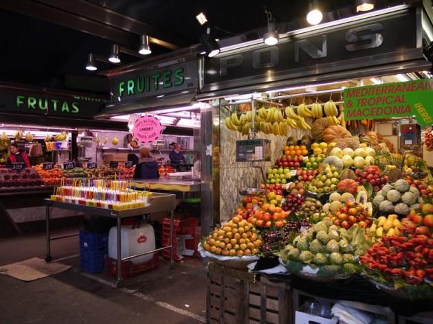 サン・ジョセップ市場