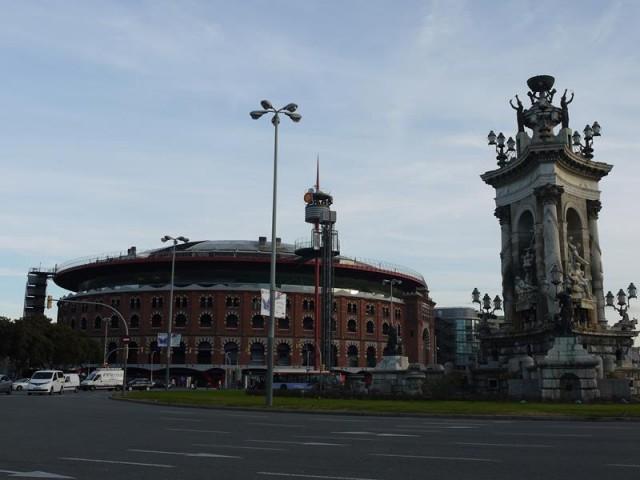 エスパーニャ(スペイン広場)