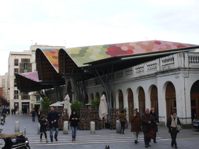 サンタ・カリテーナ市場