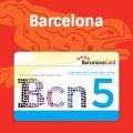 バルセロナカード