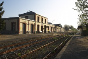 ポントルソン駅(Pontorson)