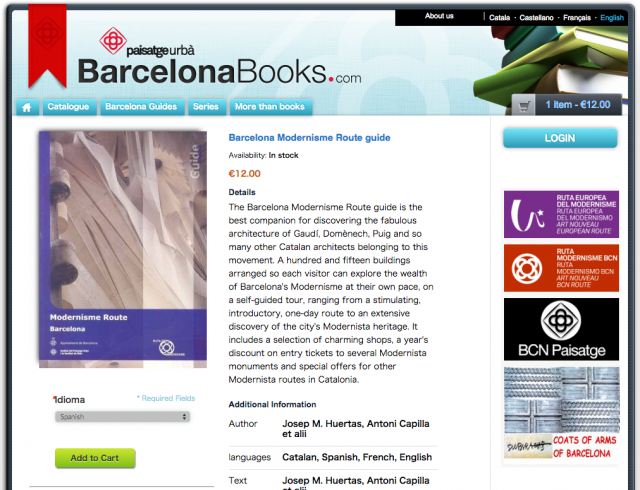 Barcelona Books