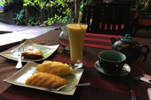 Petit Villa Boutique & Spaの朝食